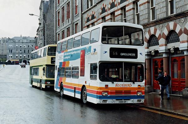 072 GSO2V, Aberdeen 16/5/1993