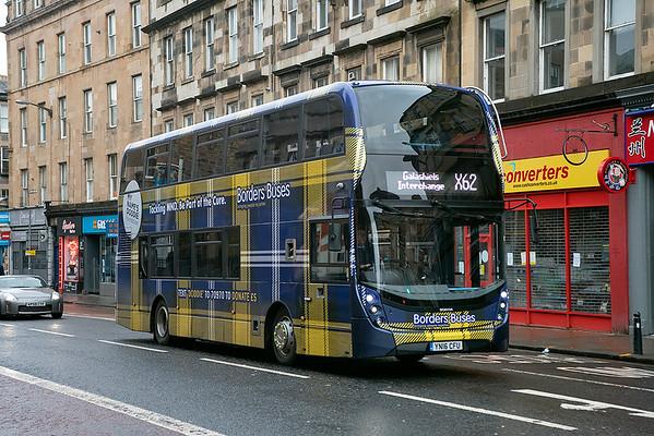 11622 YN16CFU, Edinburgh 28/1/2021