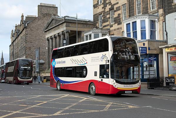 11902 SK19ELW, Edinburgh 4/10/2020