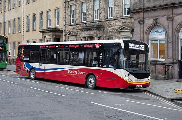 11913 SN69ZNC, Edinburgh 10/12/2020