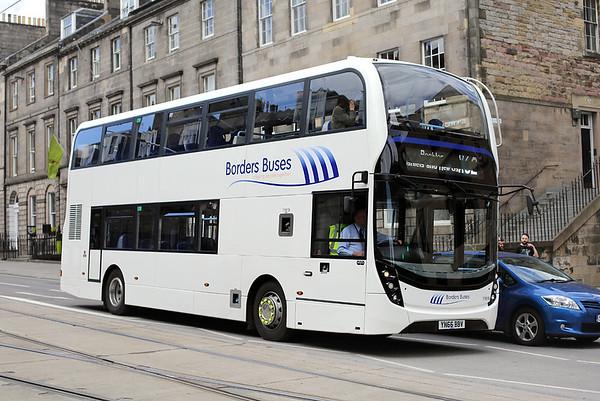 11619 YN66BBV, Edinburgh 18/5/2017