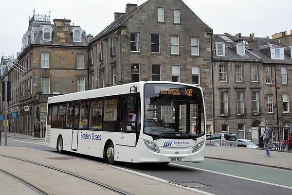 11711 SN17MUC, Edinburgh 4/6/2018