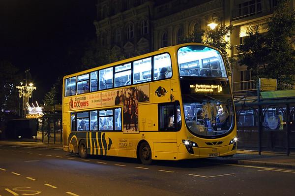 VGW120 HF11HCO, Bournemouth 18/11/2015