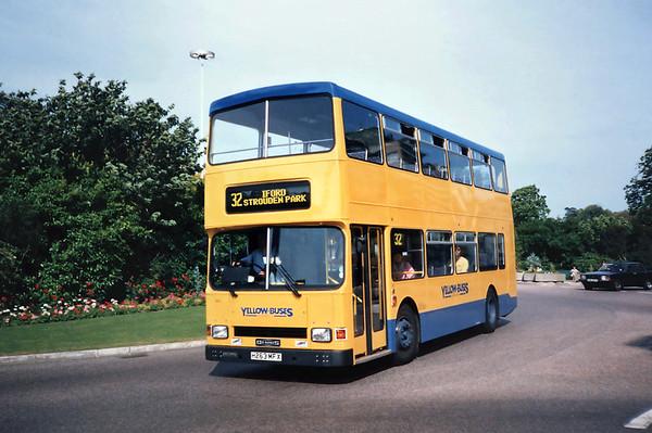 263 H263MFX, Bournemouth 7/7/1991