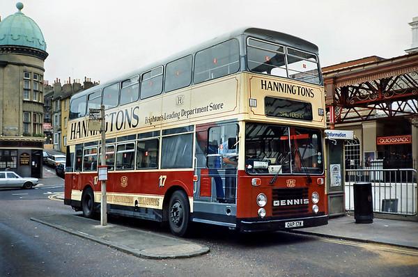 17 OAP17W, Brighton 18/5/1991