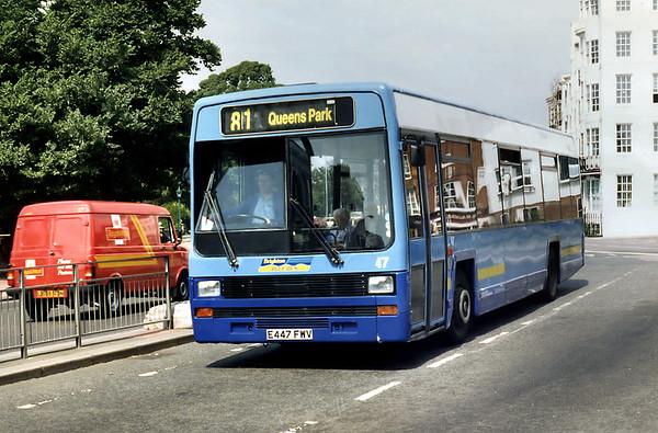 47 E447FWV, Brighton 13/8/1996