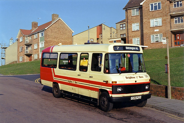 210 C210PCD, Bristol Estate 11/4/1994