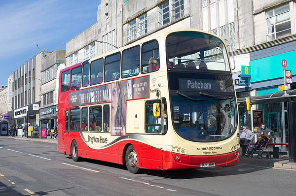411 BJ11XHM, Brighton 6/3/2020