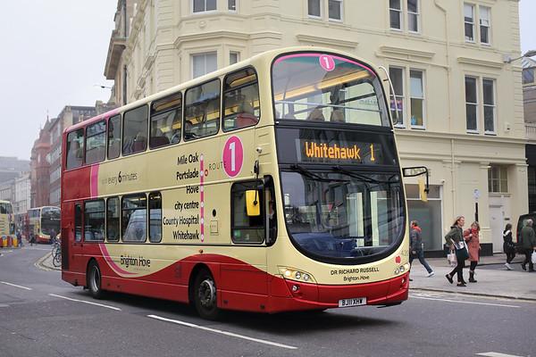 420 BJ11XHW, Brighton 2/11/2015