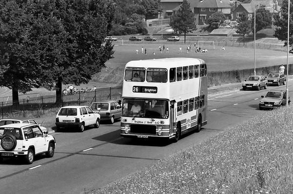 642 XAP642S, Hollingbury 14/7/1994