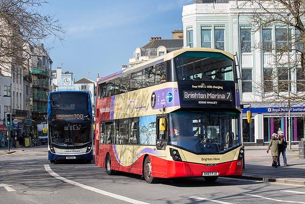 837 SK67FJZ, Brighton 6/3/2020