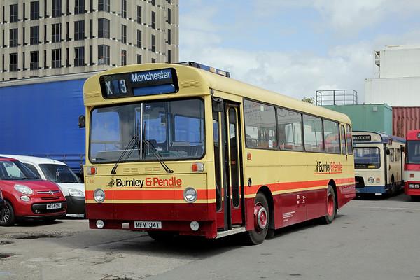 34 MFV34T, Kirkby 31/5/2015