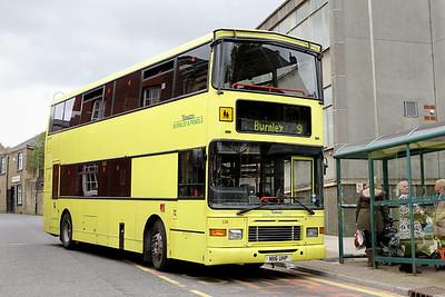 116 N116UHP, Accrington 7/5/2014