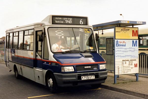 2008 K709UTT, Portsmouth  5/4/1995
