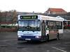 Northumbria Coaches 33 (NK04UTE), Morpeth, 26th January 2006