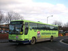 Northumbria Coaches K563GSA, Morpeth, 26th January 2006