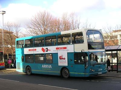 Arriva 7436 (Y686EBR), Blyth, 26th January 2006