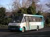 Arriva 918 (R918JNL), Morpeth, 26th January 2006