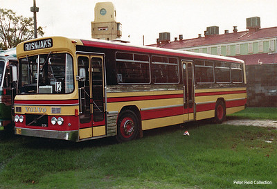 Bosnjak's/Parramatta Bus Co./Westbus - Sydney NSW
