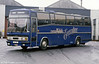 'Executive' coach 179 (FDZ 985) was a former Cowie, London Leyland Royal Tiger/Plaxton C44FT, originally registered A840 SYR.