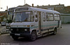 Brewers had this Mercedes 608D B77 (C204 PCD), formerly Southdown 204 and seen at Maesteg.