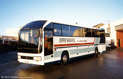 United Welsh Coaches & Brewers