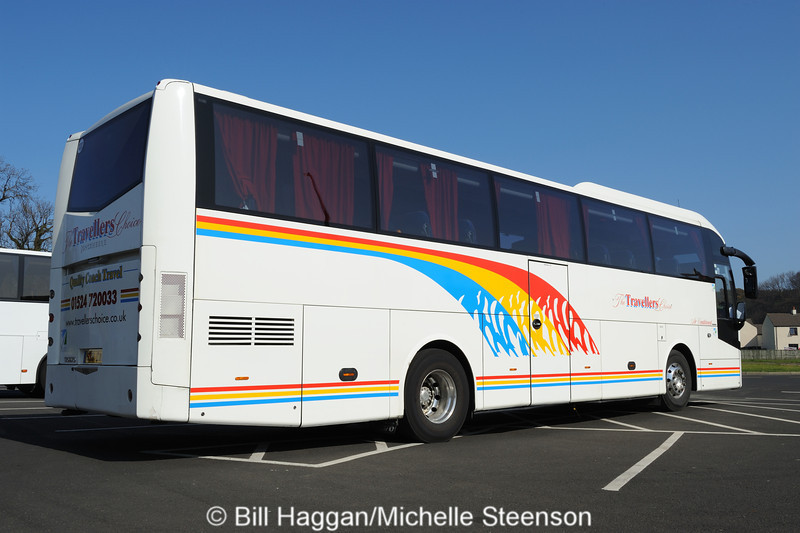 899CAN seen at Bushmills, County Antrim, on 28/3/2012