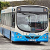 BFZ8478 at Portaferry Depot on Saturday, 25th February 2012