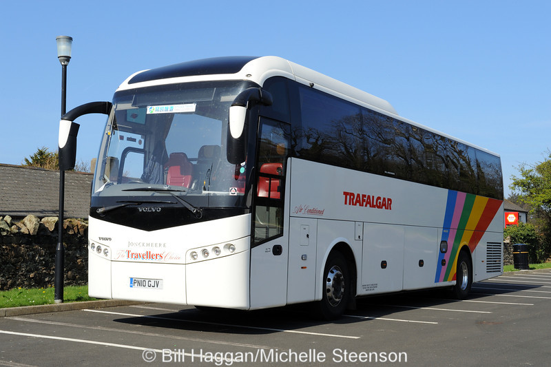 PN10GJV seen here at Bushmills on 28/3/2012