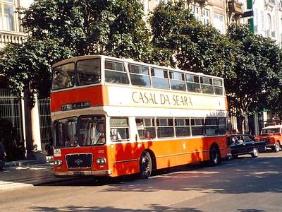 STCP 287, Porto, June 1986
