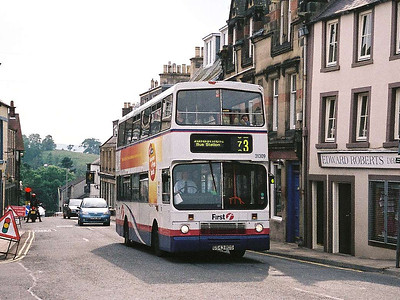 First 31309 (G543RDS), Selkirk, 2006