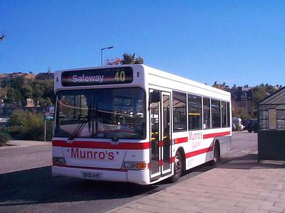 Munro's 468 (SK51AYC), Hawick, 13th September 2003