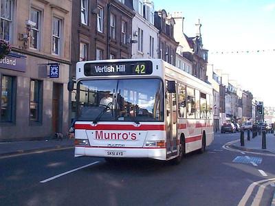 Munro's 469 (SK51AYD), Hawick, 13th September 2003