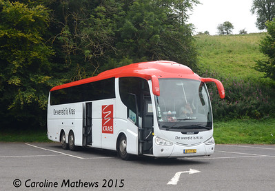 Buses and coaches in the Borders