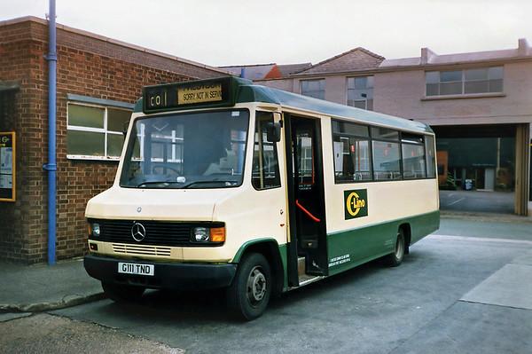 M111 G111TND, Macclesfield 21/9/1991