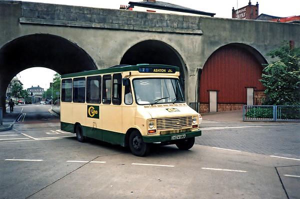 MDR424 D424NNA, Stockport 24/6/1991