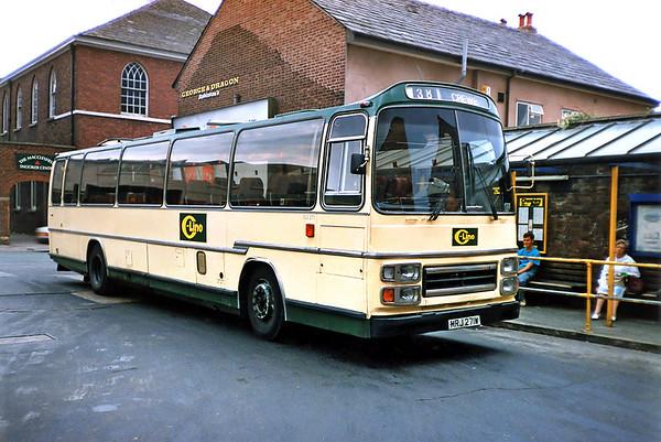 ELL271 MRJ271W, Macclesfield 21/9/1991