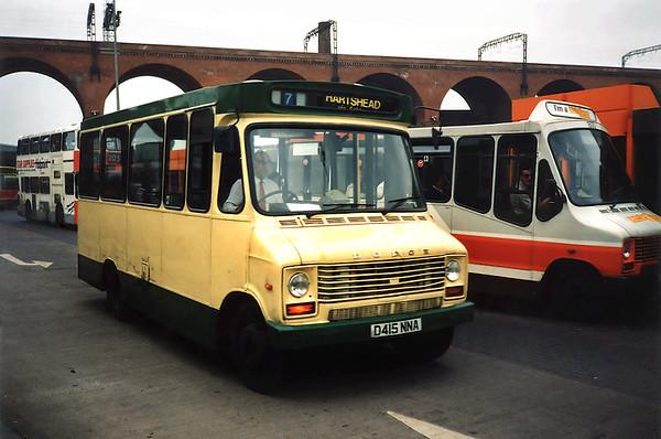 MDR415 D415NNA, Stockport 24/6/1991