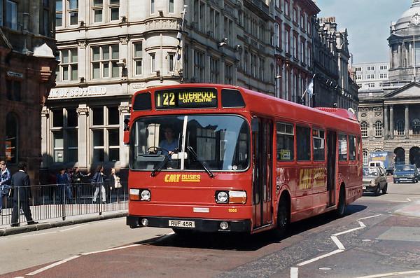 1066 RUF45R, Liverpool 13/5/1996