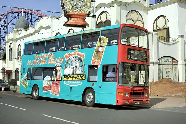 P269PSX, Blackpool 22/6/2014