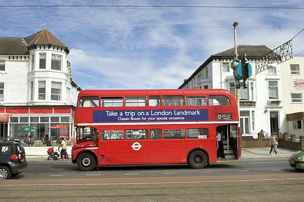 CUV290C, Blackpool 12/7/2012