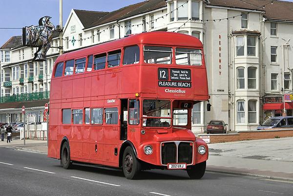 202UXJ, Blackpool 12/7/2012