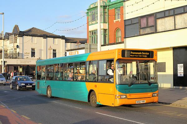 W362VHB, Blackpool 26/9/2015