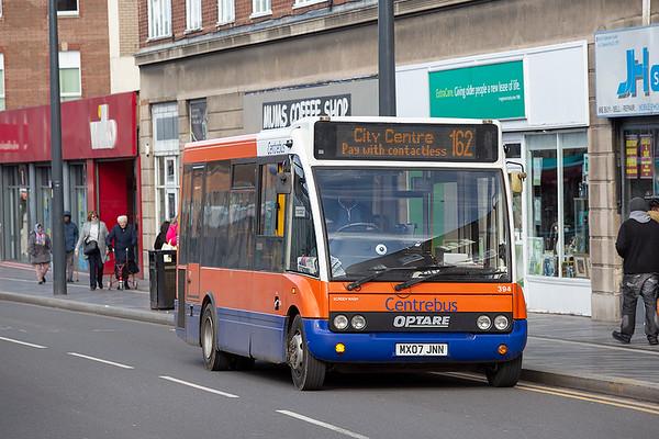 394 MX07JNN, Leicester 27/2/2020