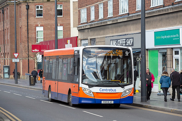 506 YX13EJC, Leicester 27/2/2020