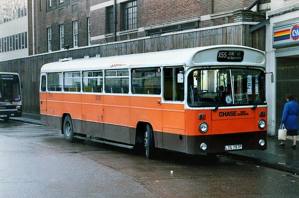 LTG797P, Walsall 7/3/1992