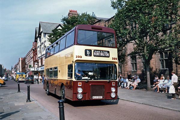 109 KLG109Y, Chester 9/9/1991