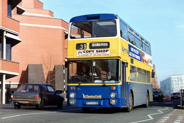115 PTD641S, Chesterfield 4/3/1992