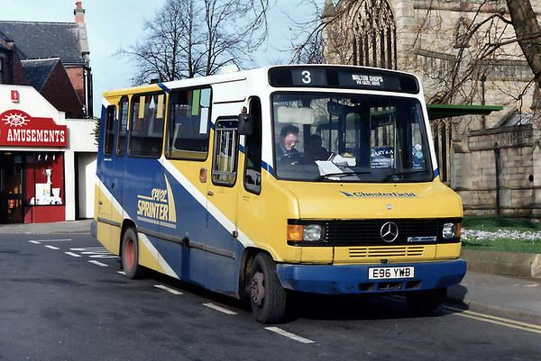 96 E96YWB, Chesterfield 4/3/1992
