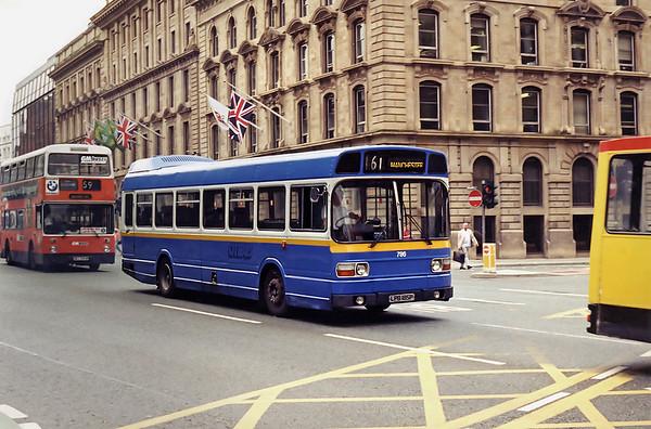 786 LPB185P, Manchester 5/8/1994
